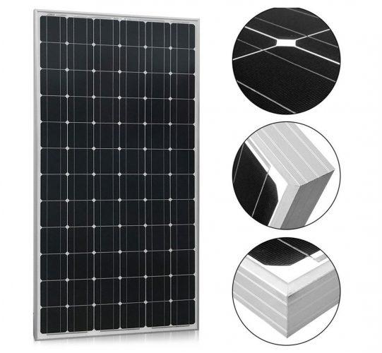 giá tấm pin mặt trời