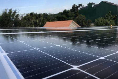 điện mặt trời gia đình tại quảng ngãi