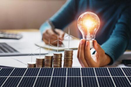 giá lắp điện mặt trời