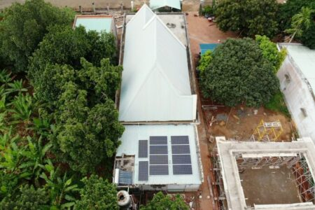 lắp đặt điện mặt trời quảng ngãi